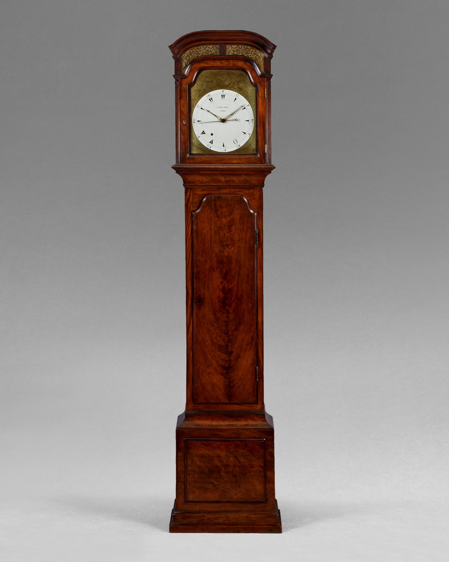 GEORGE PRIOR, A LATE 18TH CENTURY REGULATOR LONGCASE
