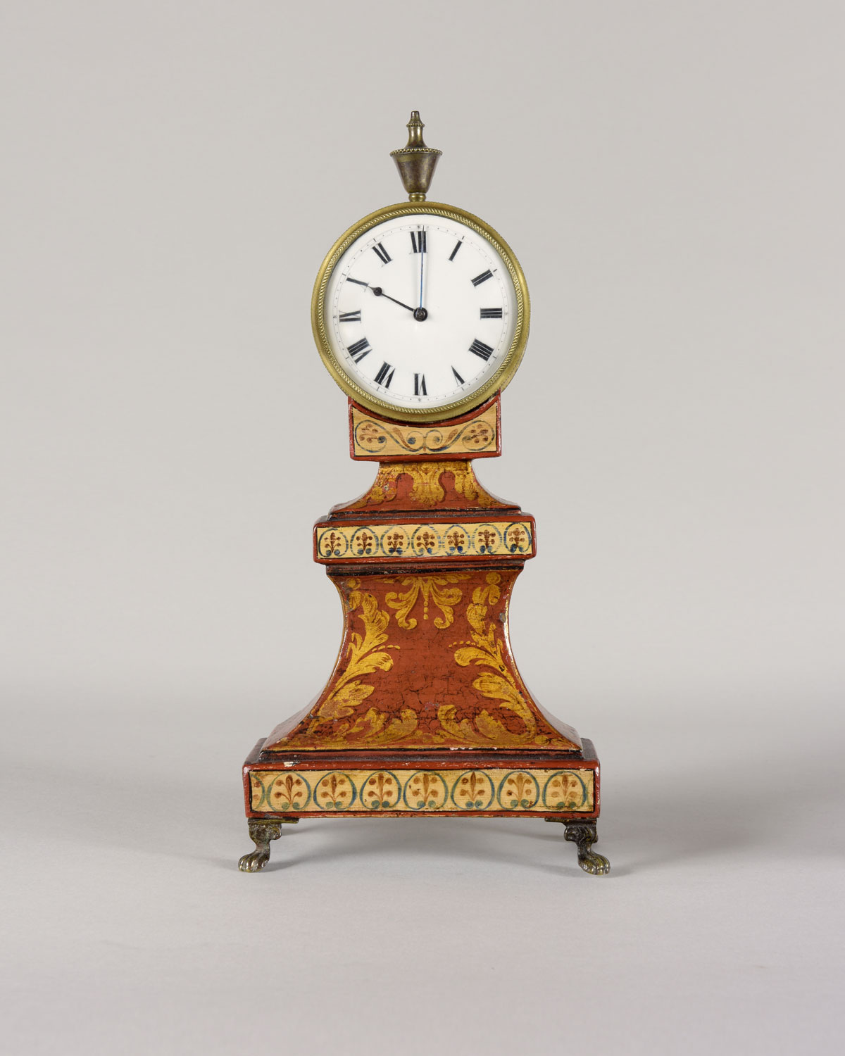 CONYERS DUNLOP. A Regency period balloon timepiece.