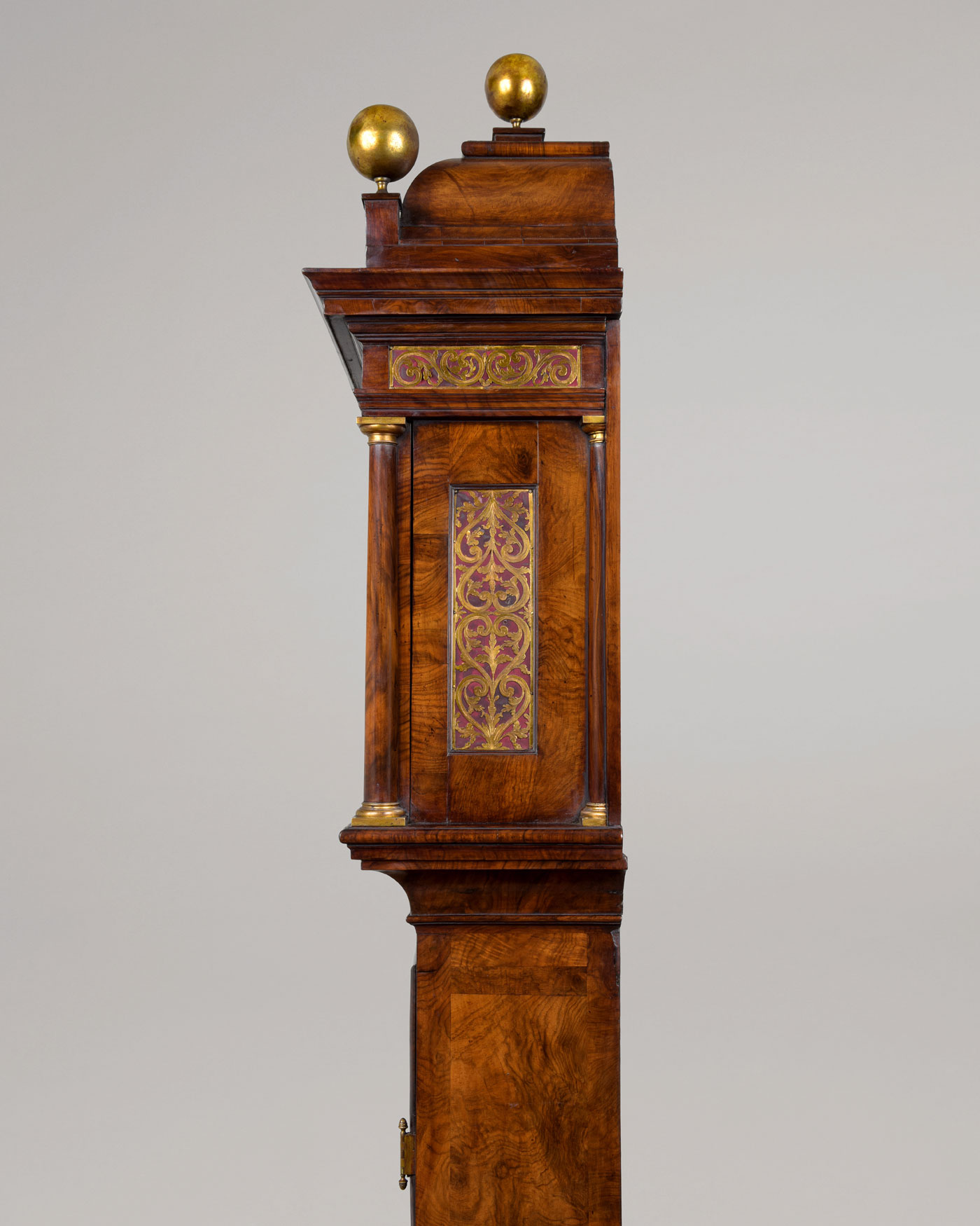 DANIEL QUARE, LONDON.  A good month duration longcase clock by this famous Royal clockmaker