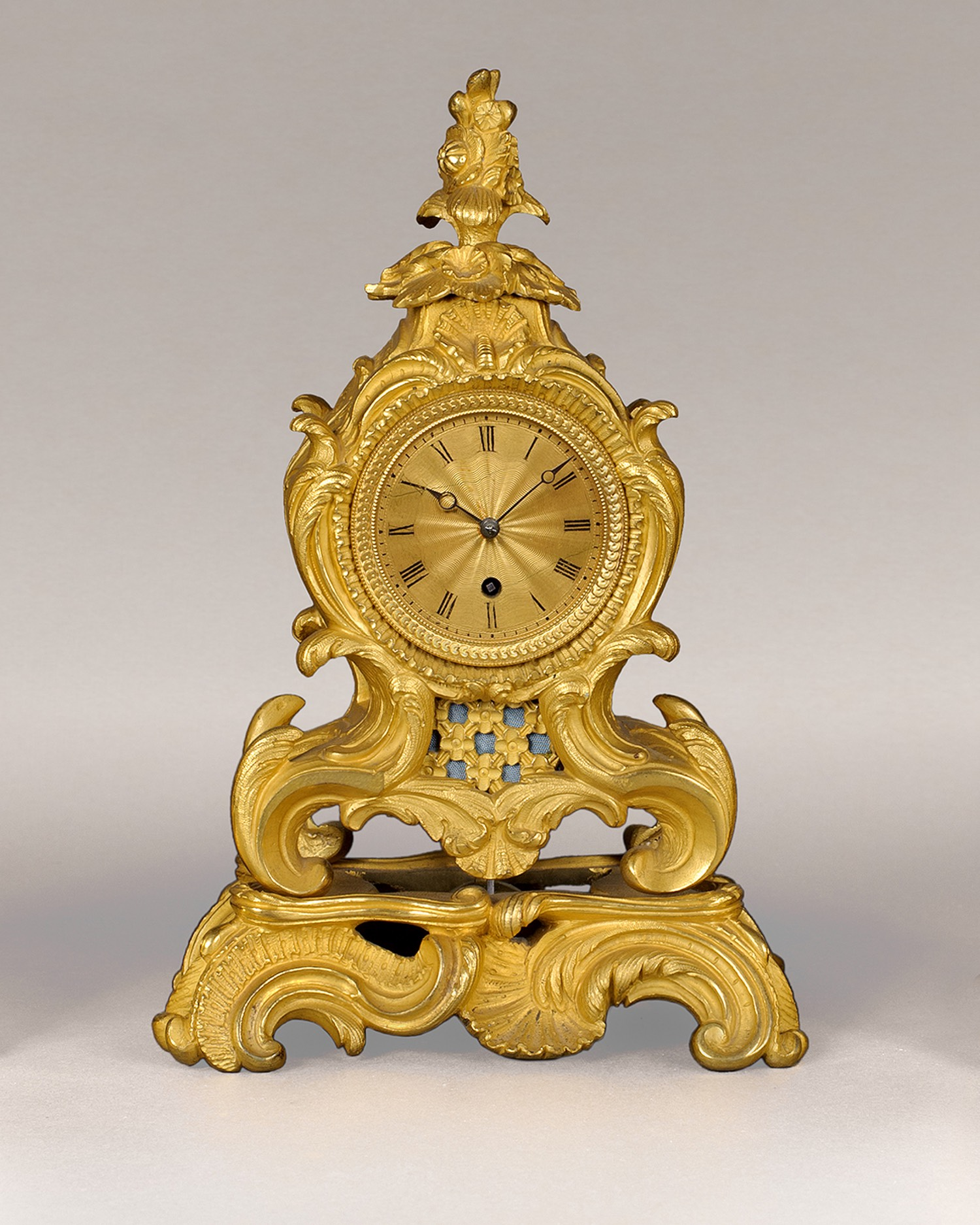 VINER AND CO EARLY 19TH CENTURY TIMEPIECE